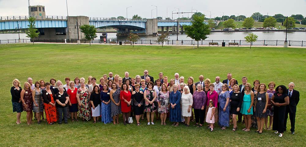 MACT Group photo, circa 2018